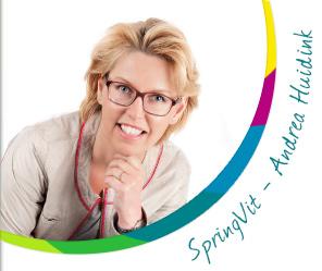 Andrea Huidink - SpringVit Coaching en Advies in Apeldoorn